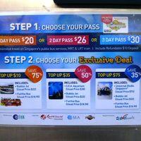 Singapore Tourist Passについて