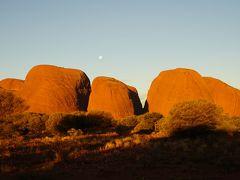 吉方位のパワースポットへの旅 〜5泊7日オーストラリア旅行 ウルル�