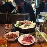 札幌1人旅 豊平峡温泉とすすきの食べあるき