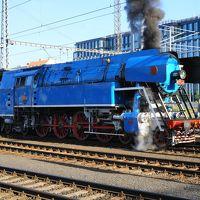 チェコ撮り鉄 2015 ミュンヘンープラハーロンドン周遊