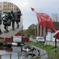 鉱石の丘という意味のコペンハーゲンの都市圏マルメ