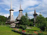 団塊夫婦の東欧・バルカン半島4000キロドライブ旅行?(3)ルーマニアその1・マラムレシュの木造教会