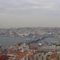 GW駆け足 イスタンブールの旅 4 ガラタ橋 サバサンド 乙女の塔