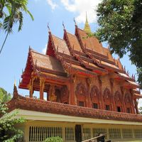 タイ・ラオス・ベトナムの旅(9)          ウボン・ラーチャターニー�