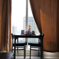 Airbnbで泊まる、エルミタ旅