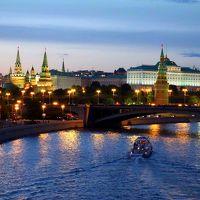 ロシア人と行く、白夜のロシアとバルト海クルーズ�(スーズダリ、ウラジーミル、そしてモスクワと駆け巡る旅行5日目)