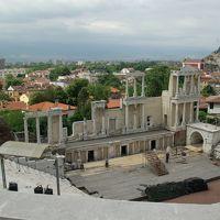 街中に溢れる遺跡と修道院とキリル文字の国ブルガリア5(プロヴディフ2)