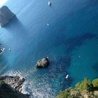 イタリア旅行 ローマ〜カプリ島〜アマルフィ〜フィレンツェ〜ミラノ