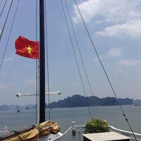 女一人初のベトナム旅★ハノイ後編〜笑いまくりハロン湾クルーズと街ぶら〜