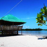 オランゴ島とマクタン島のビーチ(セブ島の旅2)