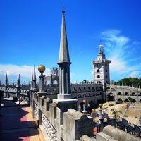 未完成だけどド迫力のシマラ教会(セブ島の旅4)