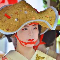 50周年の節目を迎えた祇園祭「花傘巡行」