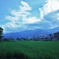 【鉄道旅】中央線・大糸線 駅近温泉巡りの日帰り旅