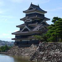 1泊2日で松本と奈良井宿へ