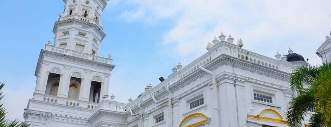 マレーシア ジョホールバルでマレー最南...