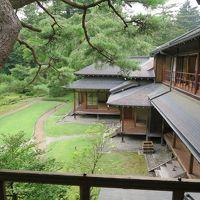 日帰り日光<3> 【日光田母沢御用邸記念公園】 御用邸の広さにびっくり、武家屋敷とはレベルが違います
