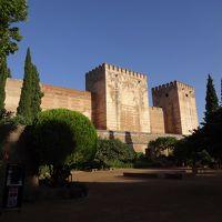 オラ!エスパーニャ!灼熱のスペイン9日間� アルハンブラ宮殿とホテル ル ナデ グラナダ