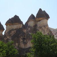 トルコの端までGO!! �アララト山を見にいこう!その前にちょっとカッパドキア