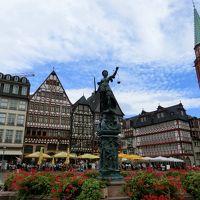 ドイツ6都市を巡る鉄道の旅<フランクフルト〜ケルン〜ヴュルツブルク〜ローテンブルク編>
