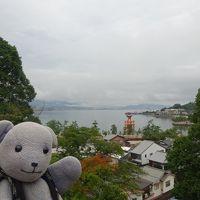 04みやじま杜の宿発40分のお散歩(プチ宮島の旅その4)