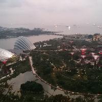 ダンナをおもてなしアラフィフ弾丸シンガポール3日間 1日目