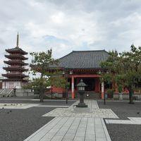 日本三大観音の一つ・津観音と桑名宗社のおさんぽ。
