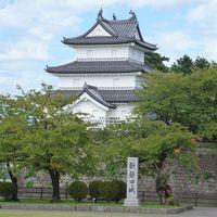 またお城めぐり(^_^;)今度は新潟の新発田城へそして美人の湯の月岡温泉で温泉満喫♪
