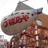 はじめての大阪(2泊3日)2日目 通天閣や道頓堀もいいけど、ダムもハズせない!