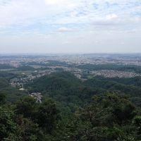 シルバーウィークにどこにも行かないっていうのも何なので、日本百名城の1つ八王子城に行ってきました