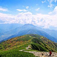 翼よ、アレが上高地だ!ちょっぴりドキドキな独標、映画『岳』のロケ地へ♪ 初秋の西穂テラスをハイキング