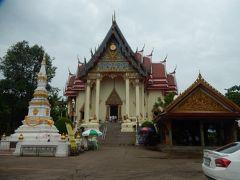 タイ 「行った所・見た所」 ノーンカイ(ワット・ポー・チャイ参拝と市街地散策)