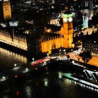 10回目の英国〜第2の故郷へ里帰り☆7・8日目可愛いリスに美しいロンドンの夜景☆帰国〜�〜