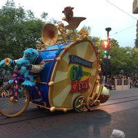 次にいつ行けるか分からないので、ちょっくらアメリカ旅行へ… �Disney California Adventure Parkではじけまくり★