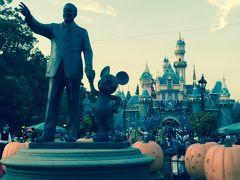 次にいつ行けるか分からないので、ちょっくらアメリカ旅行へ… �Disneyland Park開園60周年記念 ダイヤモンド・セレブレーションをお祝い★