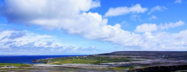 ギネスと雨の国アイルランド(4) 荒涼...