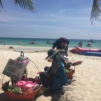 タイのサメット島に行ってきました。