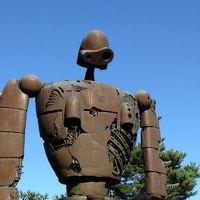東京ぶらり散歩 〜風の街  三鷹へ 「ジブリ美術館」と「ことりカフェ」と「山本有三記念館」〜