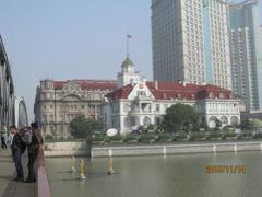 上海日本租界の黄浦路・歴史建築