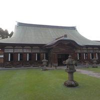回顧録 2013年11月3連休 富山石川の旅(2) 国宝瑞龍寺と重伝建山町筋など