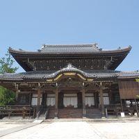 回顧録 2013年盆 出雲と伊勢へ(8) 松阪城下・専修寺・六華苑など