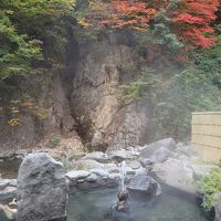 秘湯へ 大平温泉 滝見屋