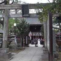 東京十社めぐり�赤坂氷川神社〜赤坂散策