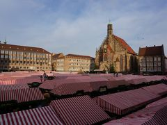 2015年冬 ドイツ クリスマスマーケット巡りvol.2(ニュルンベルク)