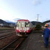 NHK大河ドラマ(国盗り物語・春日局)の舞台を行く、樽見鉄道