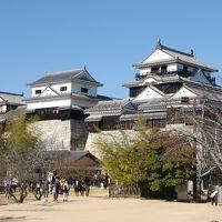 松山城近辺を気ままにぶらり旅