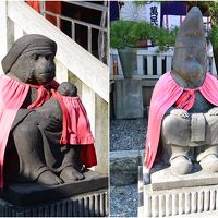 申年の初詣は猿にゆかりの社寺へ:赤坂・日枝神社〜虎ノ門・栄閑院猿寺
