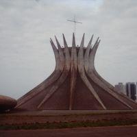 (3)1982年8月南米一周(ペルー ボリビア アルゼンチン ブラジル)インカ遺跡の旅15日間�ブラジル(ブラジリア)