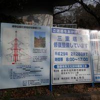 岐阜2・3名鉄2日フリー切符で岐阜城