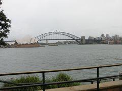 初めてのオーストラリアは雨でした(シドニー編)