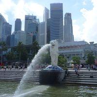 常夏のシンガポール
